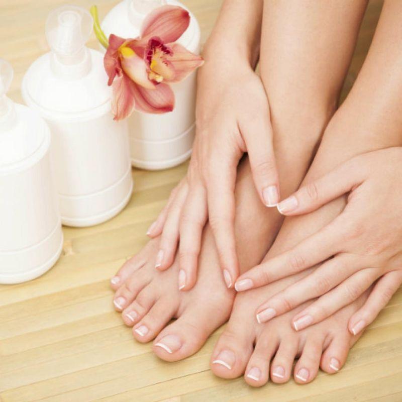 Tratamientos de salud y estéticos de los pies