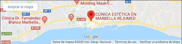 localización de la cínica Rejumed Marbella